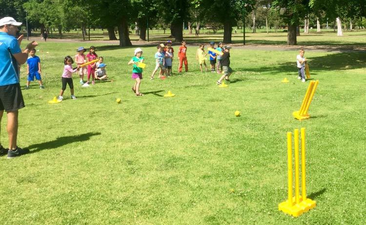 Cricket Sports Parties For Kids In Melbourne Victoria