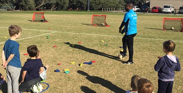Soccer Sports Parties For Kids Melbourne Victoria