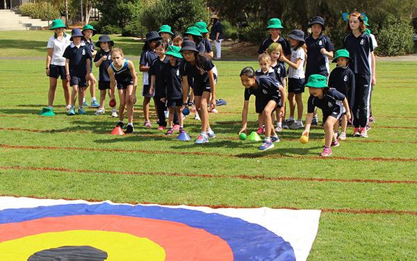 Proactivity Olympic Games Primary Schools 1