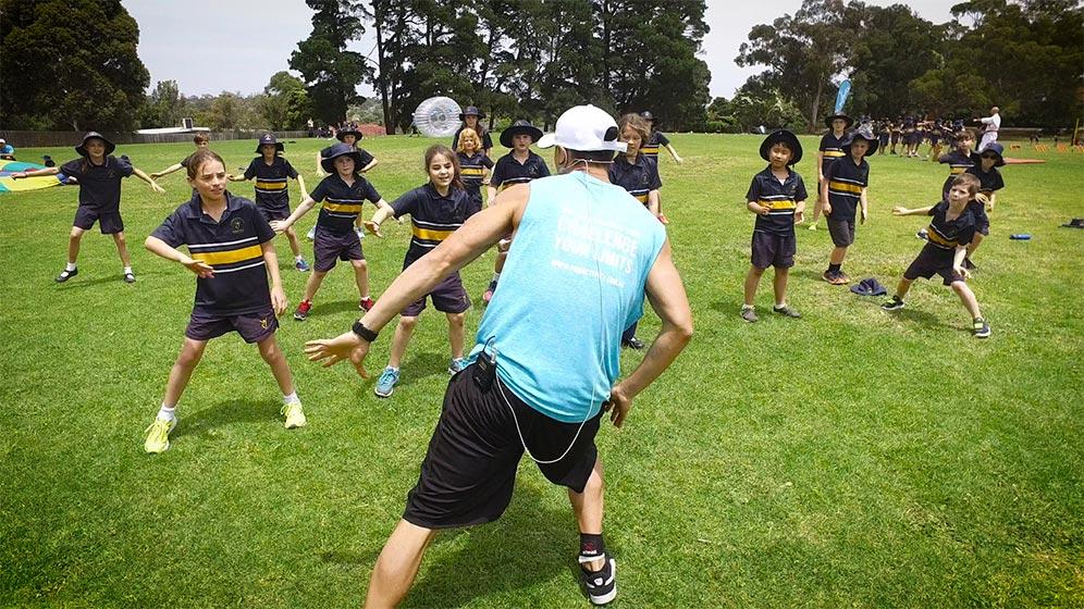 Proactivity Streetdance Primary Schools