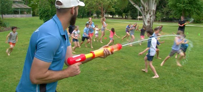 Proactivity Summer Kids Water Party