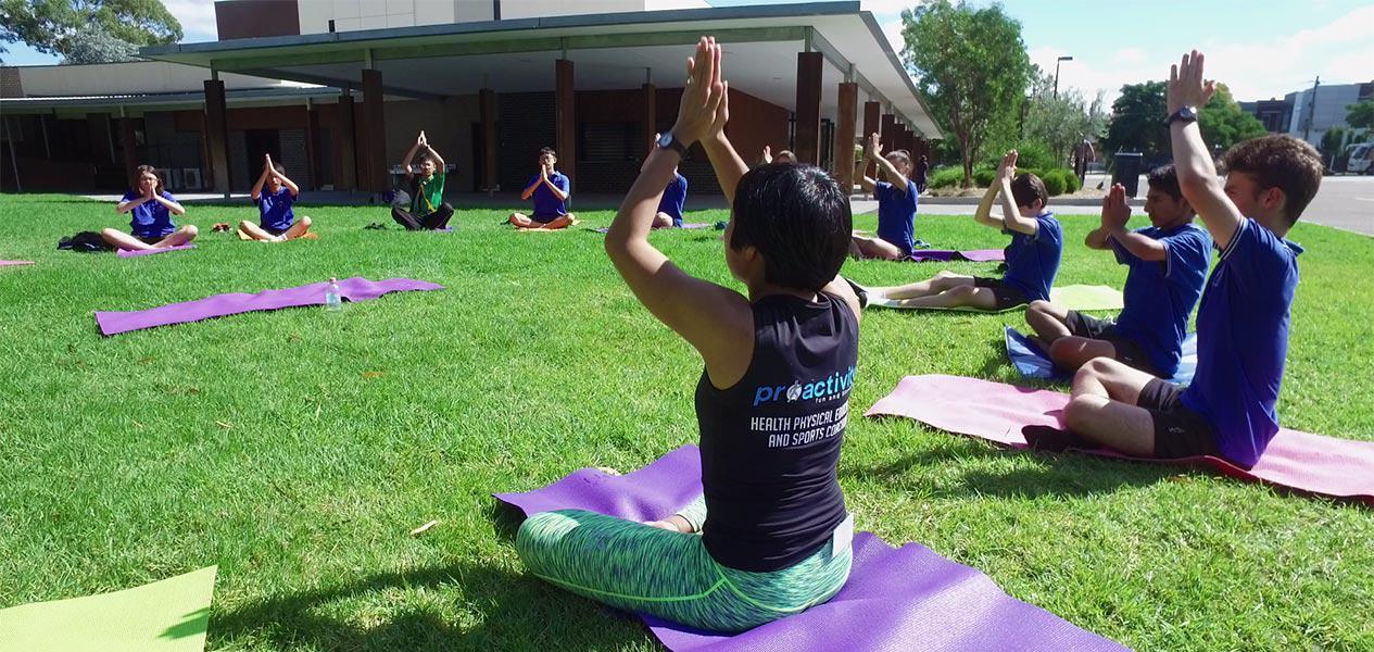 Kids Yoga Programs Proactivity