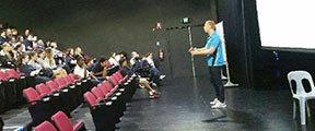 Menu Programs Educational Workshops