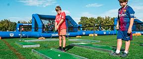 Mini Golf Nav