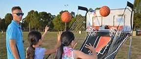 Proactivity Basketball Parties Nav