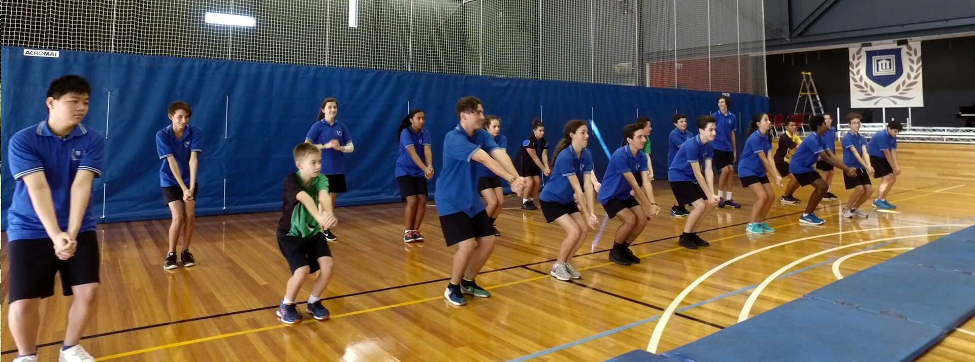 Proactivity Secondary Schools Sport And Wellbeing Incursions