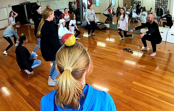 Proactivity Circus Skills Ball