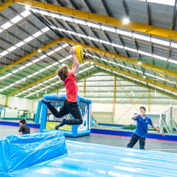 Afl Mark N Goal Kid Catching Football 1 Sports Inflatable Equipment Proactivity