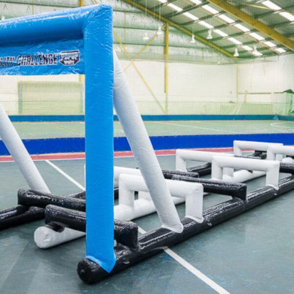 Agility Run Oblique Sports Inflatable Proactivity