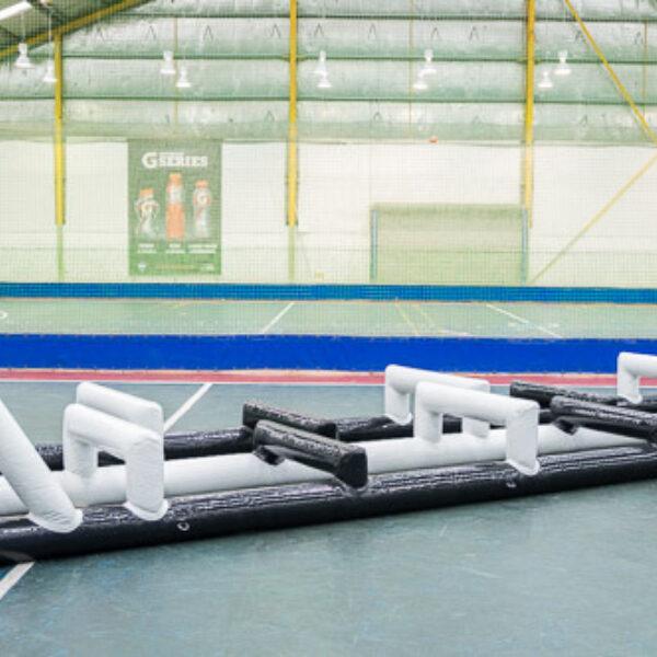 Agility Run Side Sports Inflatable Proactivity