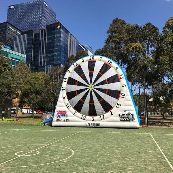Soccer Darts Front Outdoor Sports Inflatables Proactivity