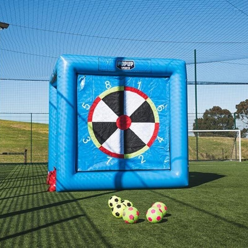 Game Cube 2 Sports Inflatable Proactivity