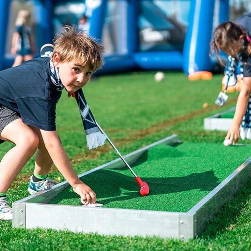Mini Golf Kids 3 Proactivity