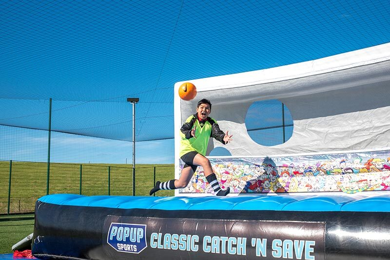 Classic Catch Save Boy 1 Sports Inflatable Proactivity