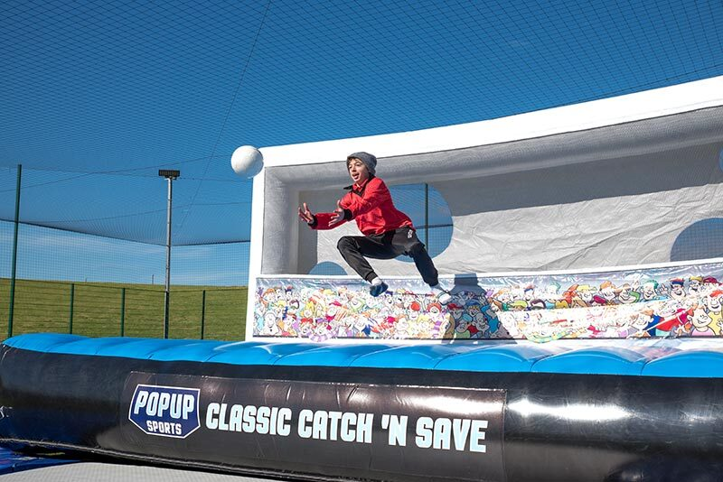 Classic Catch Save Boy 2 Sports Inflatable Proactivity