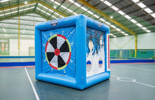 Game Cube 3 Sports Inflatable Proactivity