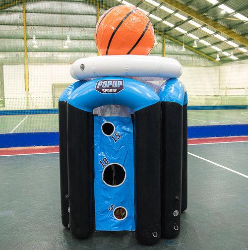 Giant Basket Ball 2 Sports Inflatable Proactivity