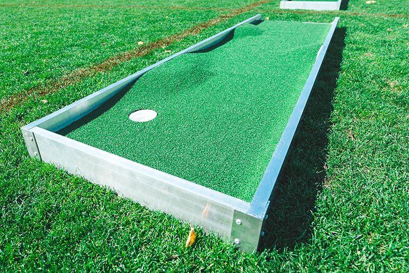 Mini Golf Green Proactivity