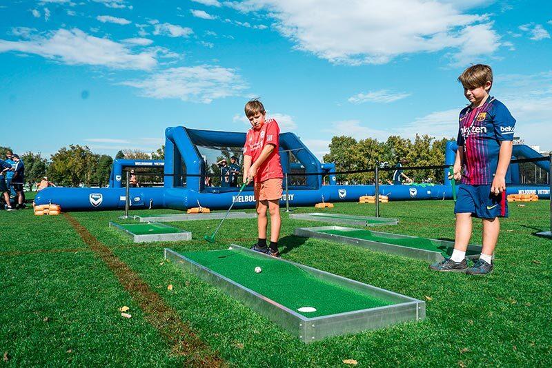 Mini Golf Kids 1 Proactivity
